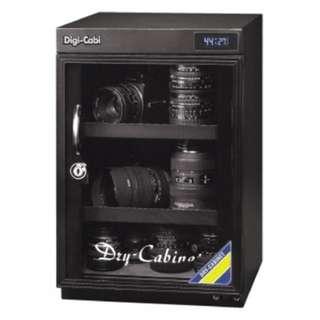 Digi-Cabi AD-50N 50L Electronic Dry Cabinet (Electronic Dehumidifier Box AD50N)