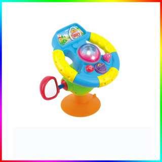 Mainan stir happy mini steering free ongkir jabodetabek
