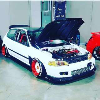 For SALE Honda civic ESI (eg5)