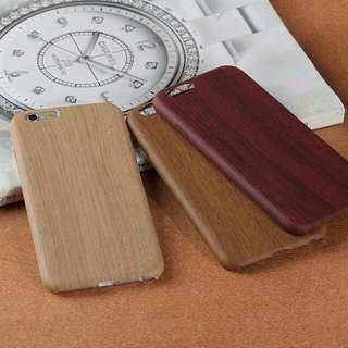 Iphonecase 木紋 軟身保護殼