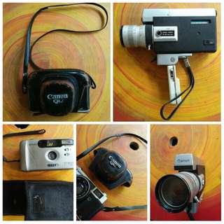 Vtg Camera Canon