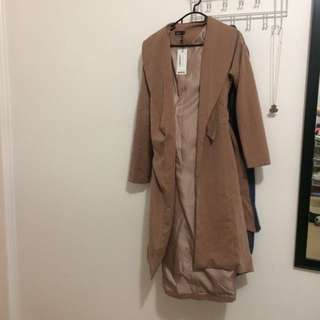Long Duster Coat