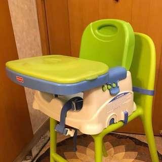 Fisher Price BB 小餐椅