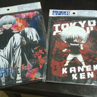 Tokyo Ghoul's Mousepad & Notebook