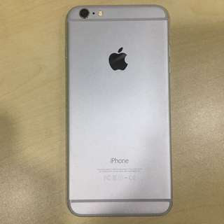 iPhone 6 Plus 64G Space Grey 9/10 New