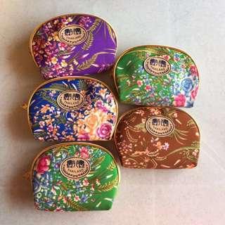 Thailand Souvenir Purse / Coin Pouch