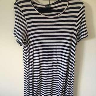 Stripe Dresss