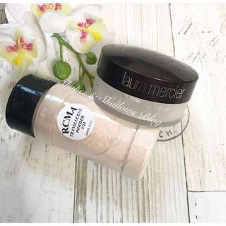 Instock | RCMA Translucent Powder