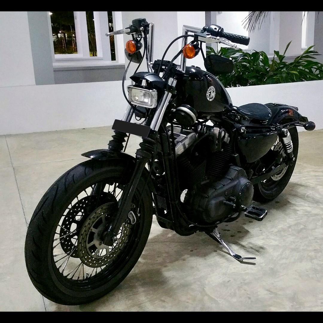 2020 Harley Davidson Sportster Nightster (XL1200N ...
