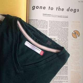Penshoppe Basic Shirt (Green)