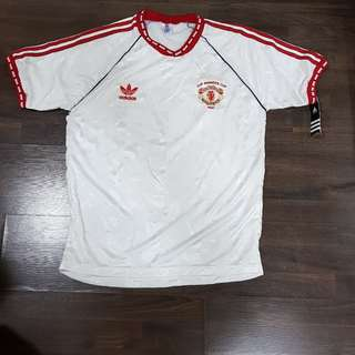 Manchester United 1991 Cup winners Cup retro Jersey