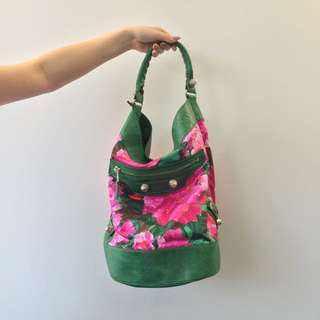 Balenciaga Balhand Hobo Bag