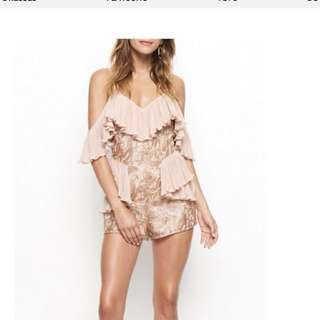 Alice McCall Let's Get Loud Playsuit