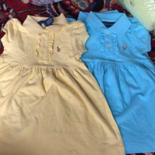 New Authentic Ralph Lauren Baby Clothes