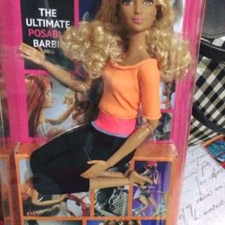 Barbie made to move OrAnge top