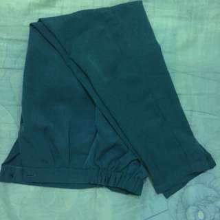 Pants nobby warna tosca uk.s