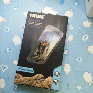 Thule Atmos X4 手機殼+強化Mon貼 Iphone 6 Plus (深粉紅色