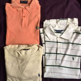 Polo Rl and Fred Perry