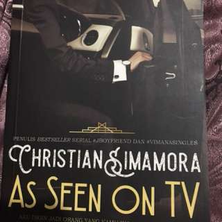 Novel As Seen On Tv
