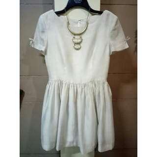 BIEGE DRESS
