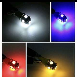 T10 Led Light - many colour available