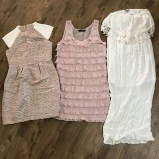 New And Preloved Dresses - CLEARANCE SALE
