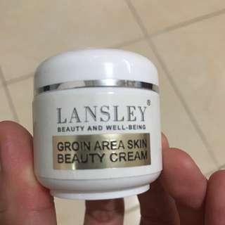 Lansley Groin Area Skin