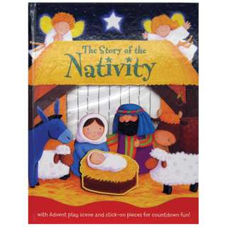 The Story of the Nativity (with play scene)