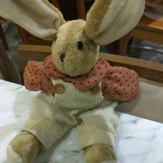 Mr Rabbit Soft Toy