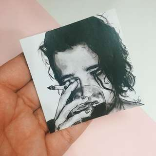 Matty Healy Stickers