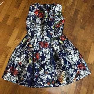 Gucci Floral Dress