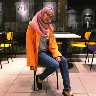 Pumpkin Spice Jacket