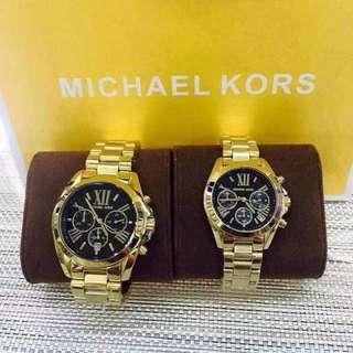 Michael Kors Watch (His & Hers)