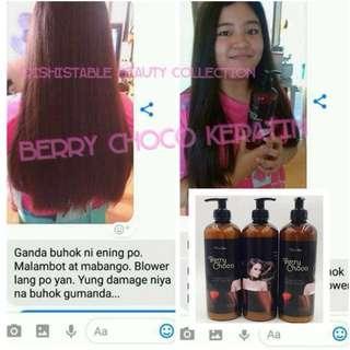 Berry Choco Keratin Conditioner 500ml