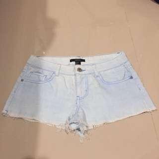 Celana pendek Forever 21