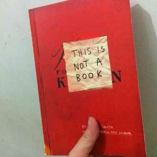 This is not a book - Keri Smith