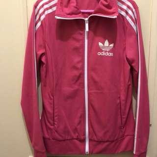 Adidas Jacket - Fuschia Pink
