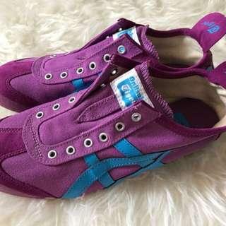 onitsuka purple