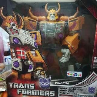 Transformers Universe Unicron
