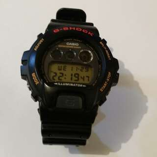 G~SHOCK water 200M Resist