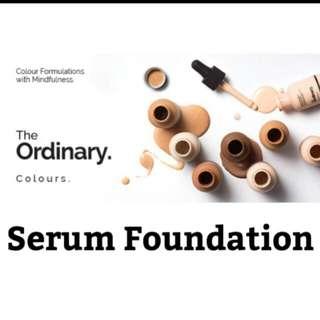 The Ordinary Serum Foundation 1.1 N