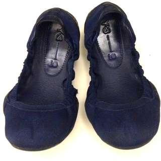 出清 正品 Y3 × Adidas 聯名 翹翹板鞋 娃娃鞋 芭蕾舞鞋