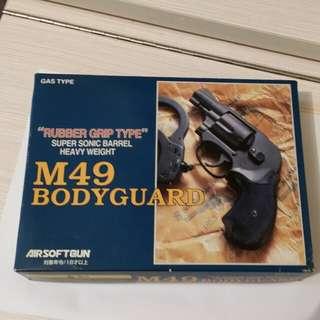 日板-M49 Bodyguard (Gas Type)~玩具槍