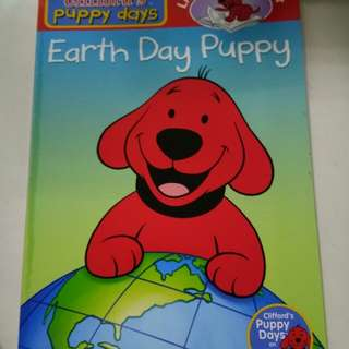 Scholastic Cliffor's Puppy Days