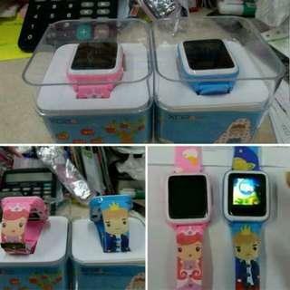 💞Gps+基站兒童智能追蹤定位手錶⌚