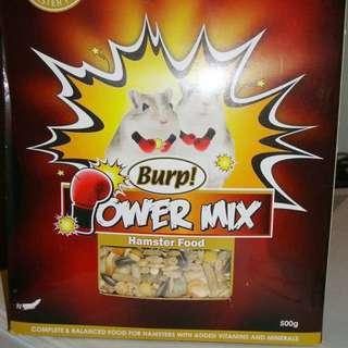 Hamster Food -BURP