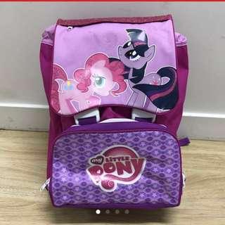 包郵Pony backpack