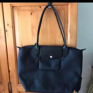 Longchamp黑色包