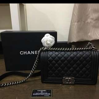 Markdown Chanel : selling cheap!