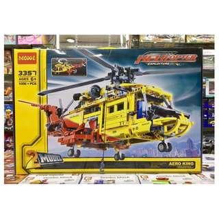 Helicopter Bricks